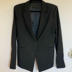 BCBG blazer, black